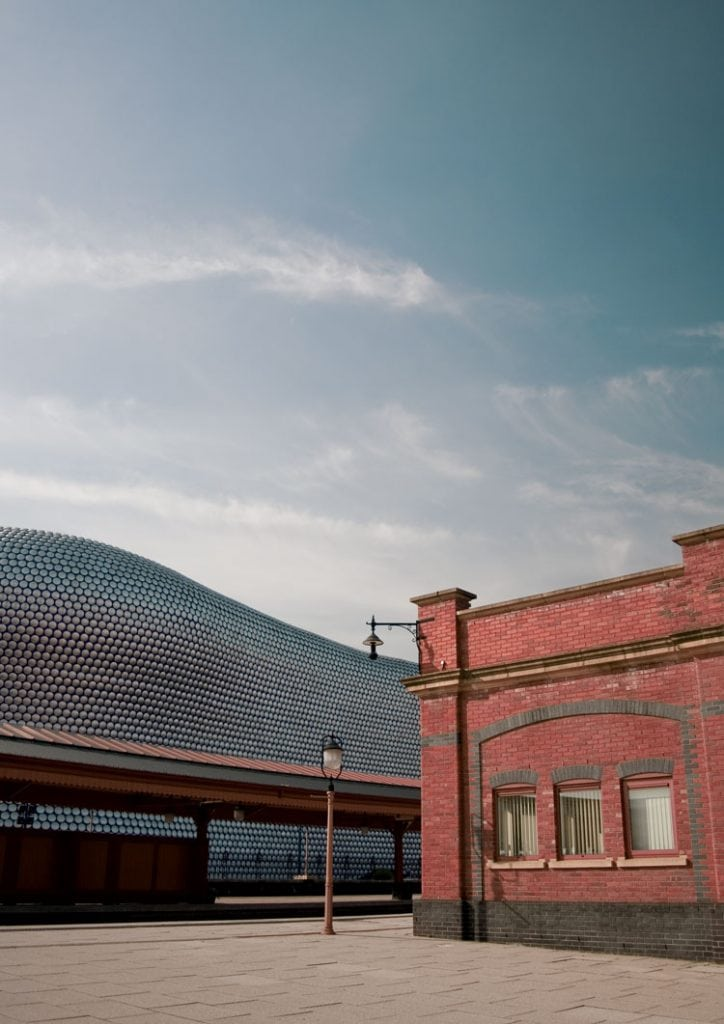 Moor St Station Photograph for Barclays