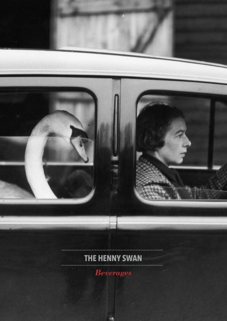The Henny Swan Menu