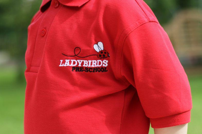 Ladybirds Preschool Uniform