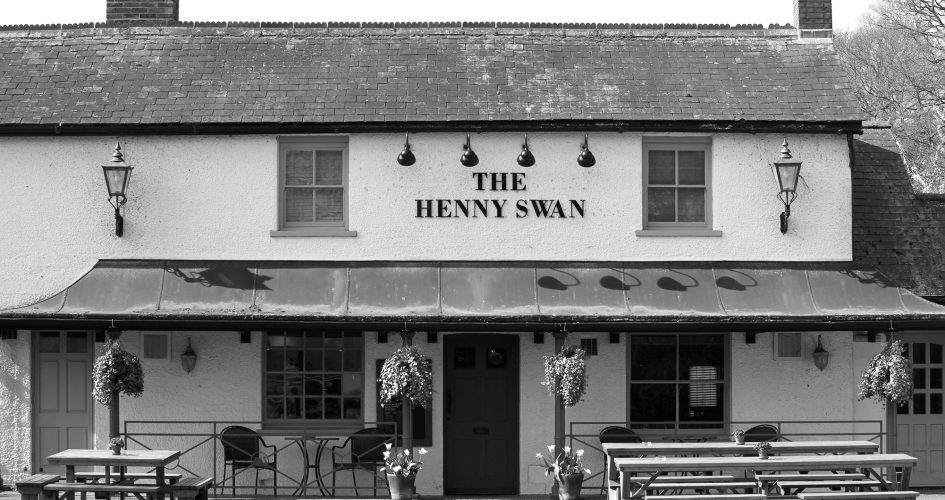 The Henny Swan Exterior
