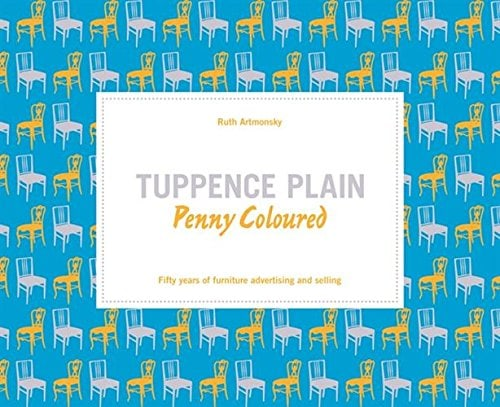 Tuppence Plain, Ruth Artmonsky, Book Design