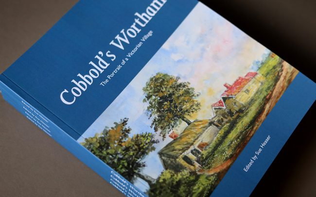 Cobbolds Wortham Book